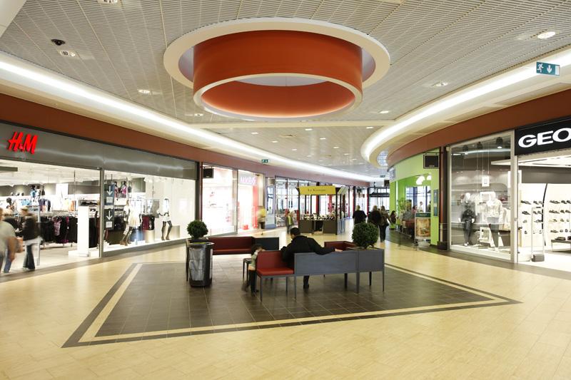 Bruno Bini - projet Centre commercial Chateaufarine