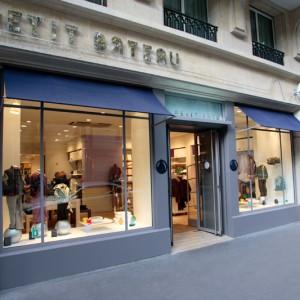 Bruno Bini - projet Petit Bateau