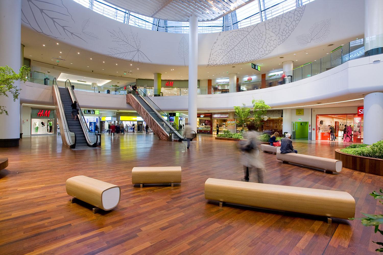 Bruno Bini - projet Centre commercial Les Quatre Temps