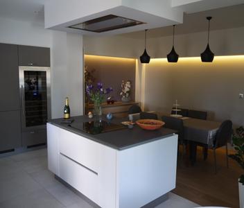 Bruno Bini - Architecte d'intérieur - projet Rénovation intérieure d'une maison