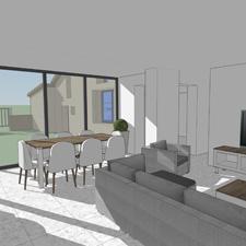 Bruno Bini - projet Rénovation maison ancienne