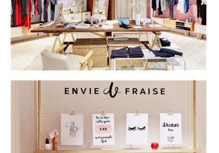 Bruno Bini - Architecte d'intérieur - projet ENVIE DE FRAISE