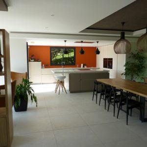 Bruno Bini - projet Rénovation d'une maison à Cluny