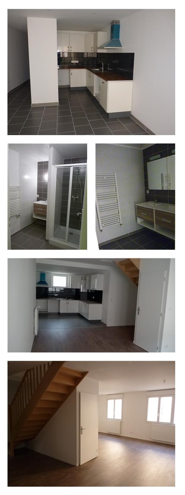 Bruno Bini - projet Rénovation appartements dans immeuble ancien