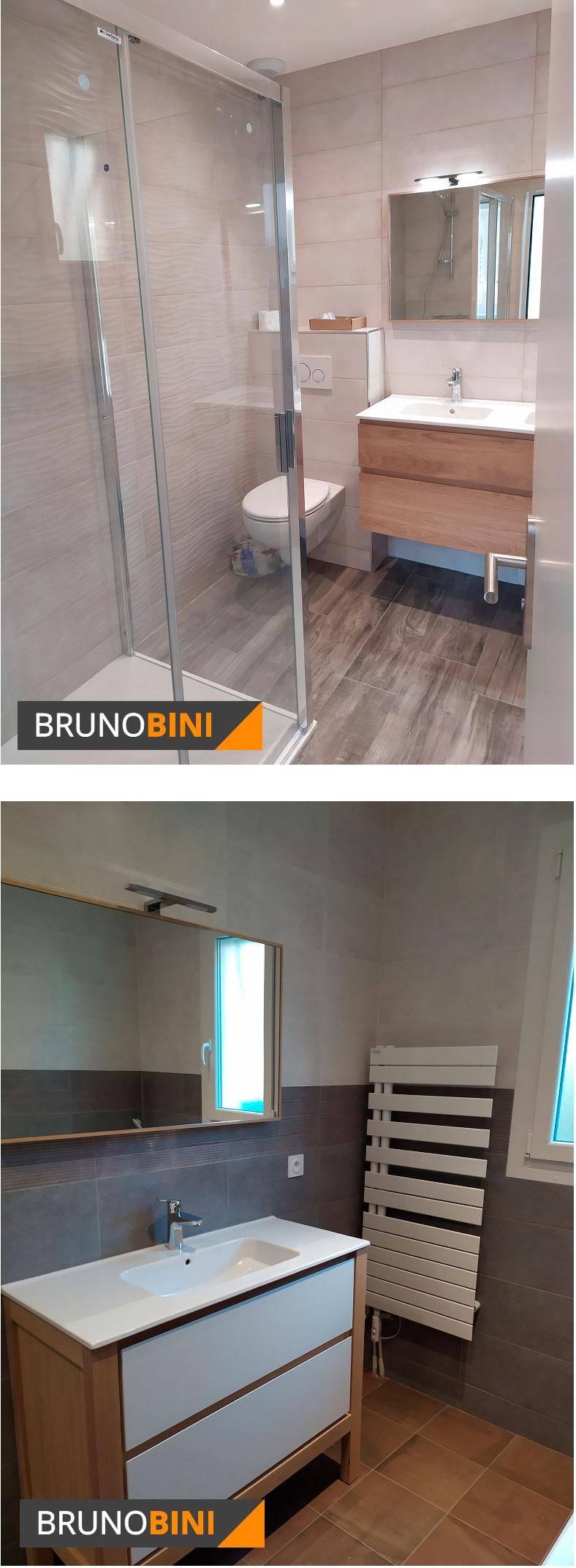 Bruno Bini - projet MAISON DE 1960 à Mâcon