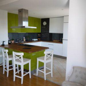 Bruno Bini - projet Rénovation intérieur d'une maison